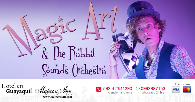MAGIC Art and Rabbit Sounds Orchestra